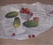 Felix Vallotton Still life with Cucumbers china oil painting reproduction