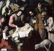 Francisco de Zurbaran The adoration of the shepherd china oil painting reproduction