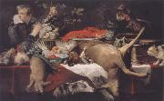 Frans Snyders Kuchenstuck china oil painting reproduction