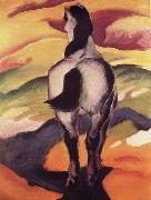 Franz Marc Blue horse ii china oil painting reproduction