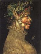 Giuseppe Arcimboldo Museum art historic the summer china oil painting reproduction