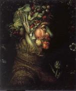 Giuseppe Arcimboldo The summer china oil painting reproduction