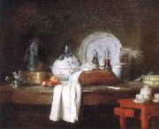 Jean Baptiste Simeon Chardin Style life china oil painting reproduction