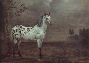 POTTER, Paulus A geschecktes horse china oil painting reproduction