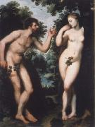 Peter Paul Rubens Adam and Eve china oil painting reproduction