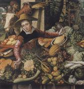 Pieter Aertsen Museums national market woman at the Gemusestand china oil painting reproduction
