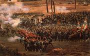Thomas Pakenham The Revolutionary army in action china oil painting reproduction