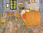 Vincent Van Gogh Bedroom in Arles china oil painting reproduction