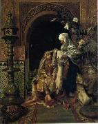 unknow artist Arab or Arabic people and life. Orientalism oil paintings  405 china oil painting reproduction