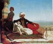 unknow artist Arab or Arabic people and life. Orientalism oil paintings 106 china oil painting reproduction
