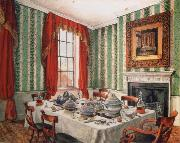 unknow artist Our food room in York china oil painting reproduction