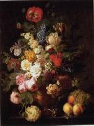 unknow artist Floral, beautiful classical still life of flowers.058 china oil painting reproduction