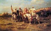unknow artist Arab or Arabic people and life. Orientalism oil paintings  355 china oil painting reproduction