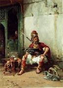 unknow artist Arab or Arabic people and life. Orientalism oil paintings 181 china oil painting reproduction