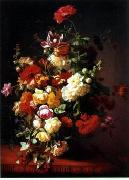unknow artist Floral, beautiful classical still life of flowers.053 china oil painting reproduction