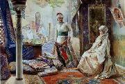 unknow artist Arab or Arabic people and life. Orientalism oil paintings 16 china oil painting reproduction