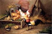 unknow artist Cocks 118 china oil painting reproduction