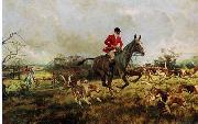 unknow artist Classical hunting fox, Equestrian and Beautiful Horses, 221. china oil painting reproduction