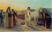 unknow artist Arab or Arabic people and life. Orientalism oil paintings 101 china oil painting reproduction
