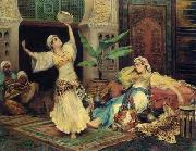 unknow artist Arab or Arabic people and life. Orientalism oil paintings 604 china oil painting reproduction