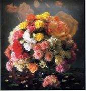 unknow artist Still life floral, all kinds of reality flowers oil painting  317 china oil painting reproduction