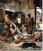 unknow artist Arab or Arabic people and life. Orientalism oil paintings 559 china oil painting reproduction