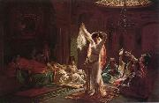 unknow artist Arab or Arabic people and life. Orientalism oil paintings 590 oil painting picture wholesale