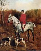 unknow artist Classical hunting fox, Equestrian and Beautiful Horses, 173. china oil painting reproduction