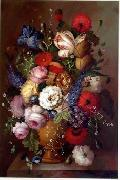 unknow artist Floral, beautiful classical still life of flowers.073 china oil painting reproduction