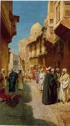 unknow artist Arab or Arabic people and life. Orientalism oil paintings  437 oil painting picture wholesale