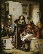 unknow artist Arab or Arabic people and life. Orientalism oil paintings  343 china oil painting reproduction