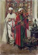 unknow artist Arab or Arabic people and life. Orientalism oil paintings  423 china oil painting reproduction