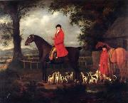 unknow artist Classical hunting fox, Equestrian and Beautiful Horses, 151. china oil painting reproduction