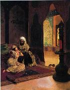 unknow artist Arab or Arabic people and life. Orientalism oil paintings 593 china oil painting reproduction