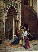unknow artist Arab or Arabic people and life. Orientalism oil paintings 594 oil painting picture wholesale