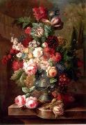 unknow artist Floral, beautiful classical still life of flowers.066 china oil painting reproduction