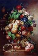 unknow artist Floral, beautiful classical still life of flowers.062 china oil painting reproduction