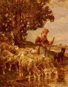 unknow artist Sheep 152 china oil painting reproduction