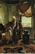 unknow artist Arab or Arabic people and life. Orientalism oil paintings  295 china oil painting reproduction