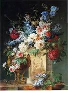 unknow artist Floral, beautiful classical still life of flowers.044 china oil painting reproduction