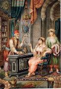 unknow artist Arab or Arabic people and life. Orientalism oil paintings  400 china oil painting reproduction