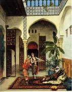 unknow artist Arab or Arabic people and life. Orientalism oil paintings 565 china oil painting reproduction