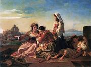 unknow artist Arab or Arabic people and life. Orientalism oil paintings 591 oil painting picture wholesale