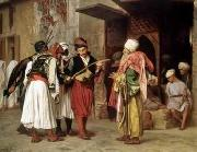unknow artist Arab or Arabic people and life. Orientalism oil paintings  304 china oil painting reproduction
