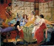 unknow artist Arab or Arabic people and life. Orientalism oil paintings  227 china oil painting reproduction