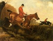 unknow artist Classical hunting fox, Equestrian and Beautiful Horses, 058. china oil painting reproduction