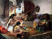 unknow artist Arab or Arabic people and life. Orientalism oil paintings  318 china oil painting reproduction