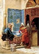 unknow artist Arab or Arabic people and life. Orientalism oil paintings  300 china oil painting reproduction