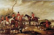 unknow artist Classical hunting fox, Equestrian and Beautiful Horses, 177. china oil painting reproduction