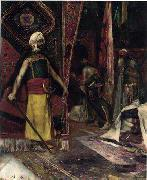 unknow artist Arab or Arabic people and life. Orientalism oil paintings  385 china oil painting reproduction
